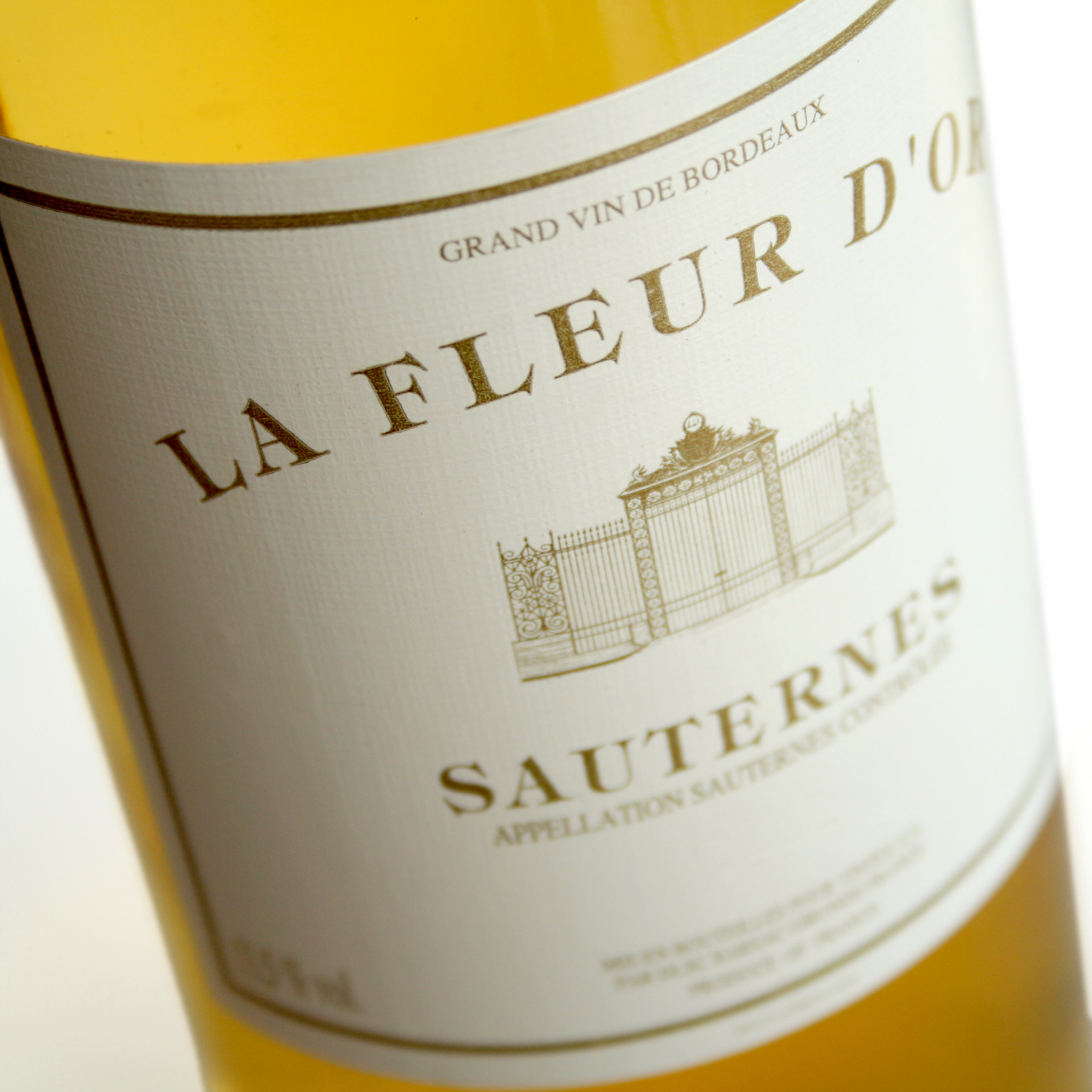 La Fleur d'Or Sauternes - Di Vine Cellars
